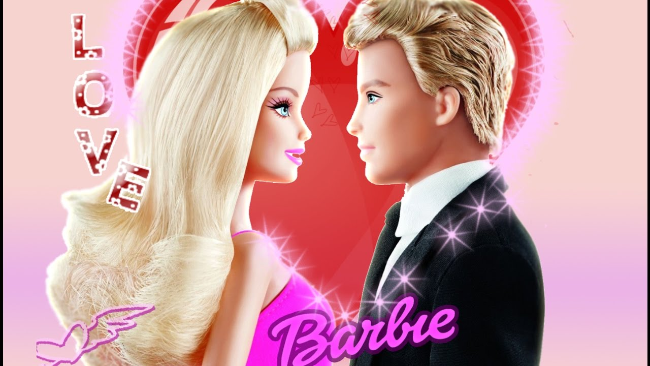 Barbie Movies Full Friendly Film Valentines Day Love Story Barbie