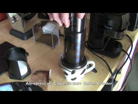 Entry Level Coffee Grinders | CR Comparison