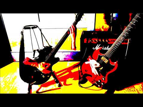 _STOP MOTION guitars animation rock video