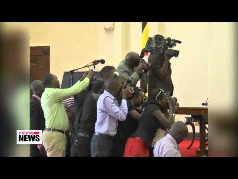 Uganda's president signs anti-gay bill into law