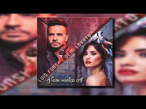 Luis Fonsi ft Demi Lovato   Échame La Culpa dj fran master edit