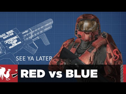 Season 14, Episode 18 - Red vs. Blue: The Musical | Red vs. Blue