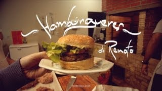 Hambúrgueres do Renato