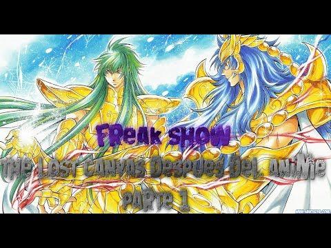 Saint Seiya The Lost Canvas Despues Del Anime:parte 1