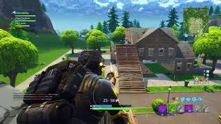 Fastest/ Smartest console fortnite builder tries double burst