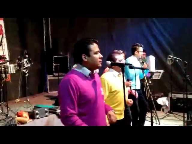 Embustera Tiberio González Jr y
