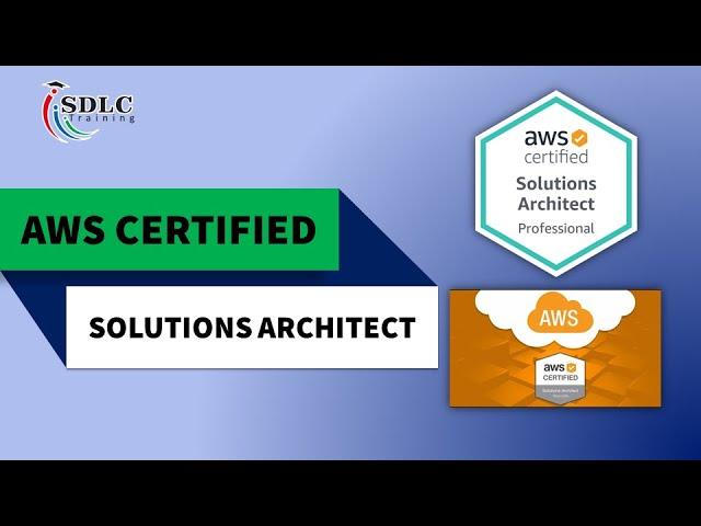 AWS Demo Video | AWS Certified Solutions Architect | SDLC Training