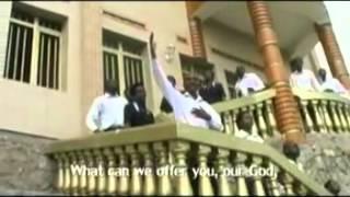 LIGHT FAMILY CHOIR From RWANDA in TURAGUSHIMA DAT   YouTube