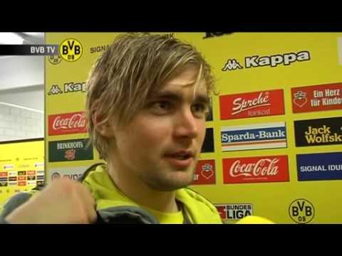 BVB - Werder Bremen: Freies Interview mit Marcel Schmelzer