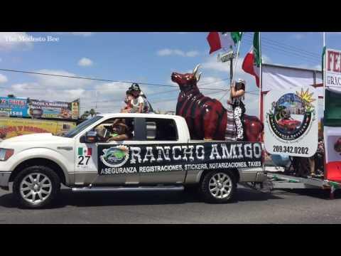 Sights & Sounds of the Modesto Cinco de Mayo Parade