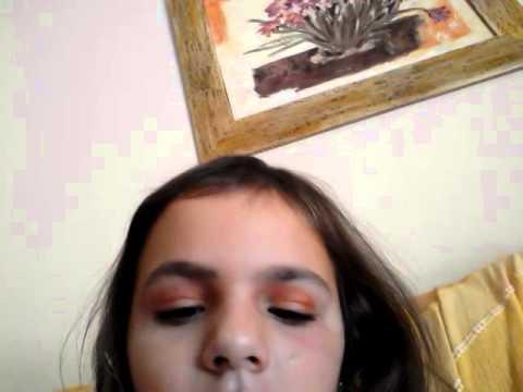 Como pintarse de bruja para halloween youtube for Como pintarse de bruja guapa