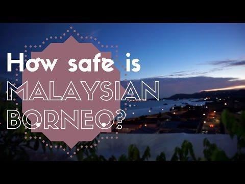Is Malaysian Borneo NOT Safe?/ Getting to Sandakan