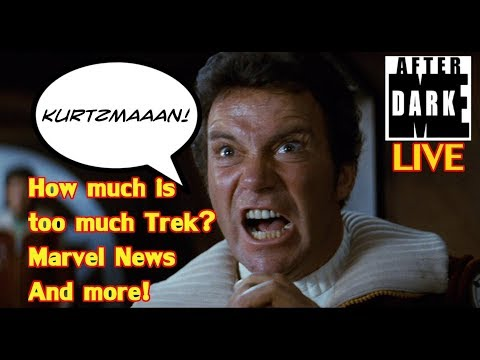 5 New Star Trek Shows? and Marvel Lawsuit - MEAD LIVE thumbnail