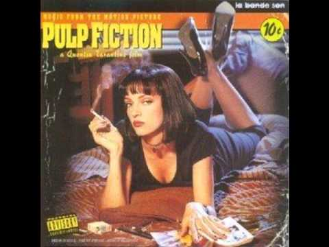 PULP FICTION musique Film Pumpkin And Honey Bunny