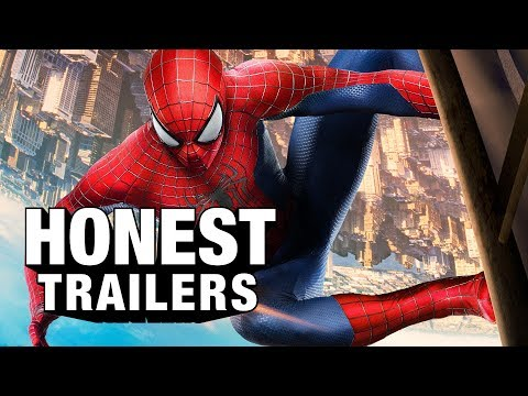 Download Youtube: Honest Trailers - The Amazing Spider-Man 2