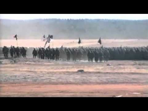 Operation Just Cause - The 1989 Panamanian Invasion - Homecoming of the 82nd Airborne