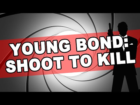 Young Bond: Shoot To Kill (Steve Cole Interview) | James Bond Radio Podcast #031