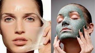 Facial treatment with Beautiful makeup #  5