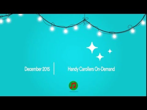 Handy Carollers On-Demand New York