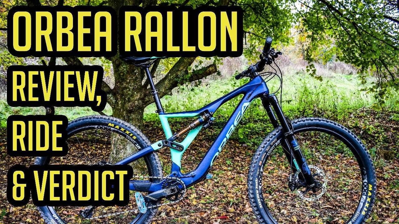fe3d0dfdde0 Orbea Rallon M10 Review - First Impressions & Ride - YouTube
