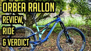 Orbea Rallon M10 Review - First Impressions & Ride