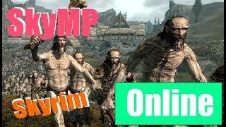 Skyrim Онлайн. SkyMP Русский сервер на 1000 человек