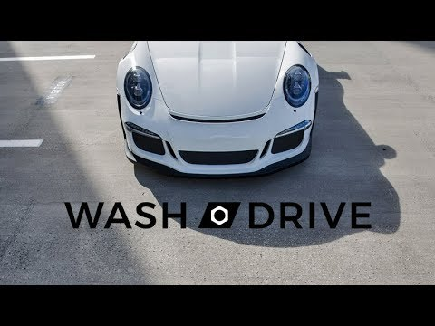 Wash & Drive: E2 - GT3 RS PDK-S