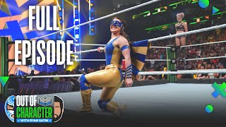 Nikki A.S.H. on Alexa Bliss, RAW Women's title, Money in the Bank   FULL EPISODE   Out of Character