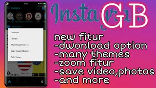 Gb Instagram Themes Free Download