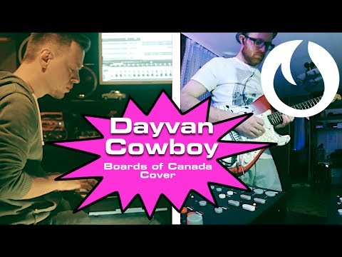 Boards of Canada - Dayvan Cowboy (Cover) feat. Piotr