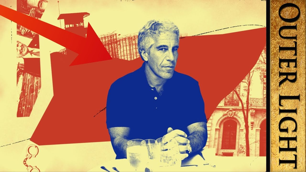 The Outer Light 5 Strange Things about Jeffery Epstein