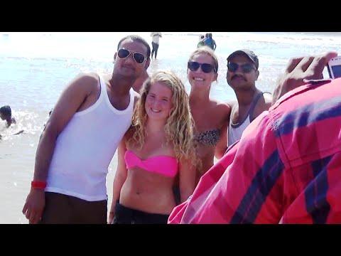 How to Enjoy at Goa Baga Beach India