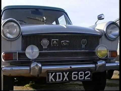 Classic British Cars - BMC Farina
