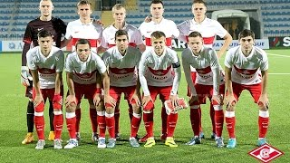 Spartak Moscow U19 vs Ajax U19 full match