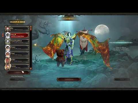 Diablo 3 season 21 Super fast leveling solo to 70