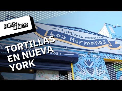 La mejor tortillería de Brooklyn | La historia de un migrante mexicano en Nueva York