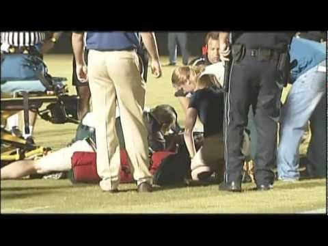 HS Football Player Dies of Heart Attack