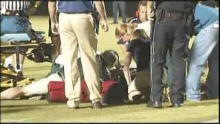 HS Football Player Dies of Heart Attack thumbnail