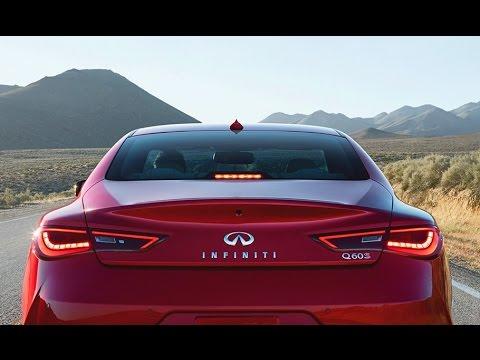 Infiniti Q60 Red Alpha >> 2017 Infiniti Q60 3.0t Red Sport 400 AWD Coupe - Q60s - YouTube