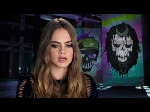 EVERYTHING ABOUT ''SUICIDE SQUAD'' // CARA DELEVINGNE RAPPING // JAMES CORDON, DAVE FRANCO