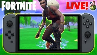 Pro Nintendo Switch Player! // DRIVE HOVERBOARD 101! // (Fortnite Battle Royale LIVE)
