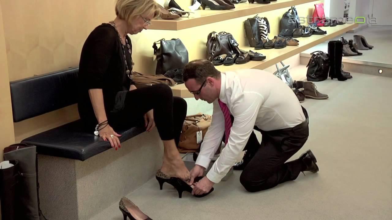 Capriccio Schuhe Gmbh Zurich Lederschuhe Stiefel Youtube