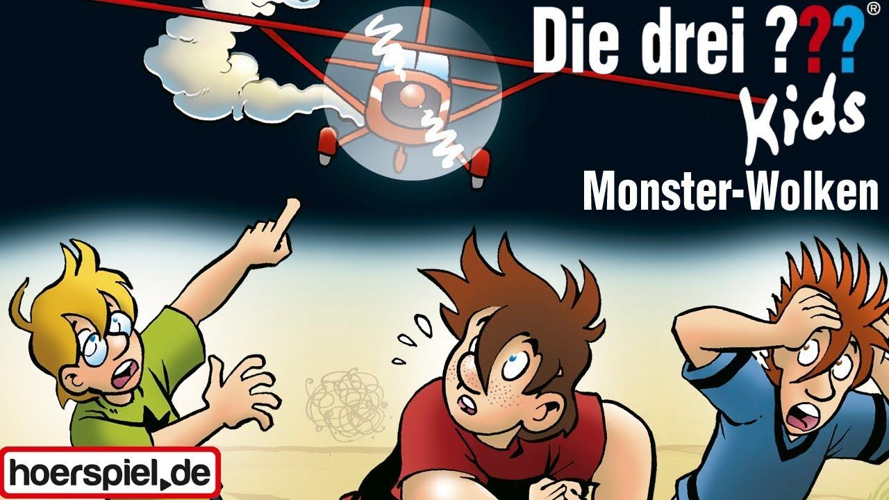 Die drei ??? Kids - 24: Monster-Wolken