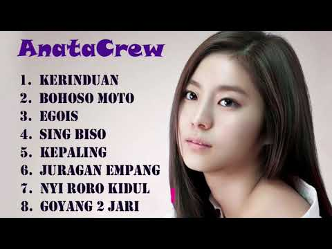 AnataCrew Full Album (cover) Versi Angklung Terbaru