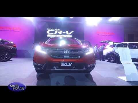 Honda CR V Diesel 2017 Launch Car Launches