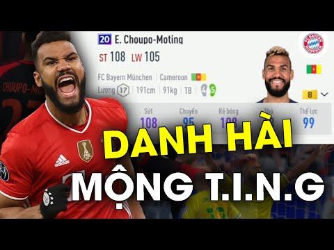 Trên tay huyền thoại L.i.n.h V.ậ.t kênh HND - Choupo Moting