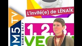 Élodie VIEILLE BLANCHARD, présidente de l'Association Végétarienne de France