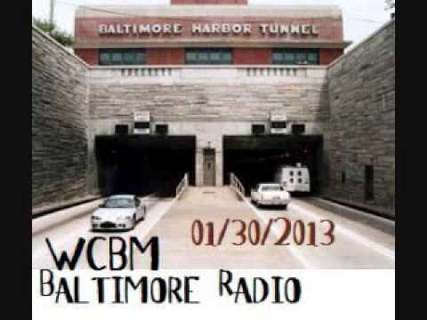 Baltimore radio session of WCBM