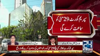 Supreme Court take notice on PMLN objected over members of JIT