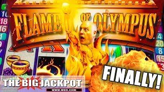🔥I FINALLY HIT on Flame of Olympus! 🔥 + Texas Tea BONU$ | The Big Jackpot